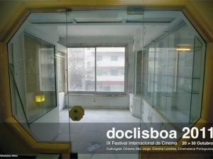 doclisboa 2011 - apresentação da programação
