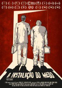 A Instalação do Medo - Poster Filme