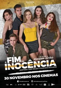 O Fim da Inocência - Poster Filme